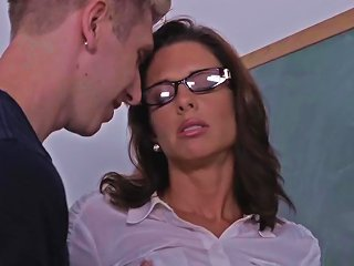 Veronica Avluv Danny Wylde In My First Sex Teacher Upornia Com