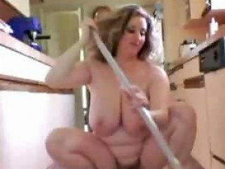 Big Natural Tits Hairy Fucked Of Kichen
