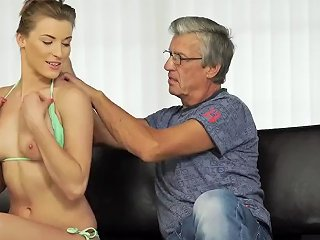 German Girls Fuck Old Milf She Was Keeping Relationships With Her
