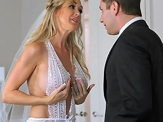 Brandi Love And Bella Rose Threesome Before The Wedding
